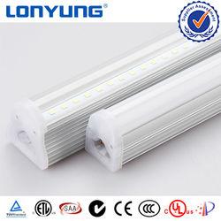 100 lm/w Chinese T8 Fluorescent Light Fixture 22w 24w 4200k 5000k T8 Tube Light Fixture