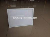 desk top photo frame LED magnetic crystal light box