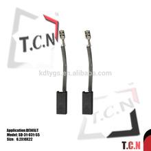 Sample free carbon brush electric brush power tools nantong