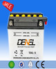 12v 6ah dry cell sealed lead acid motorcycle battery Chinese battery and battery plate manufacturer