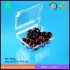 PET blister plastic fruit packaging box/ plastic grape box