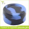 FDA approved 5ml butane hash oil silicone container& Non-stick silicone storage jar for wholesaler