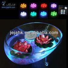 Crystal Wedding Tree Centerpieces Battery Powered Led Bulb Light