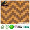 Reconstituted Decorative Engineered Wood Veneer Woven Veneer 6 with fleece back