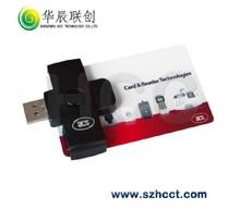 Smart Card USB ACS ACR38U CAC Common Access Card Reader Writer ID national eID