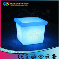 2014 new led magic wedding flower pot