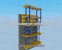 Hydraulic Automatic Climbing Formwork System
