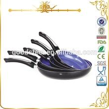 Msf-6208 più venduto utensili rena ware padella ceramica di alluminio