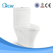 Home washroom sanitary ceramic OEM bathroom ladies toilet