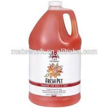 Fresh Pet Shampoo, 1-Gallon