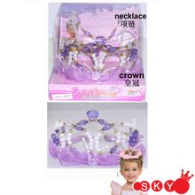 Hot Sale Fashion Jewelry Tiara Pageant Crown