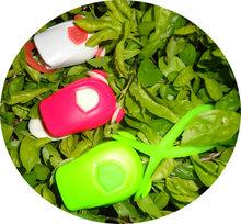 HN-LED-B15 Wholesale battery powered waterproof Clip-On Bike LED Lights