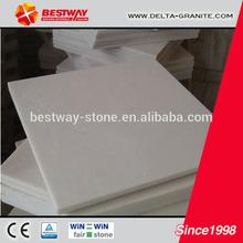 BestWay wholesale import cheap polishing slab italian white marble