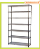 Folding Rack with safty bar for Truck Tire Storage