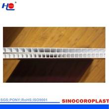 Customized Corrugated Polypropylene Dividers Sheet Plastic