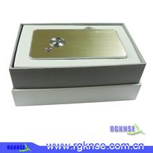 Mini Pocket Led Projector 10Lumens Support 1080P Gold Colour JX-05