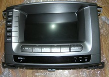 Special Video Interface with GPS for Toyota Lexus LX470 RX330 2007