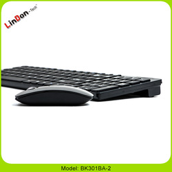 Wireless Keyboard And Mouse, 2.4G Wireless Laptop Keyboard for Apple