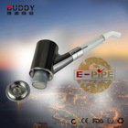 BUDDY factory new E-PIPE with 2.4ml clearomizer powerful battery wholesale e-cigarette