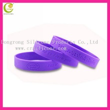 Best seller of bracelets cheapest promotional items bracelet items decoration silicone wristband party event promotional items