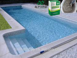Cementitious capillary crystalline waterproofing coating--swimming waterproof