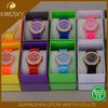 promotional child gift jelly watch