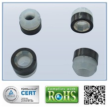 High performance ring injection molding ferrite magnet