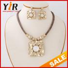 Women Fancy Designs Wedding New Model Necklace Chain