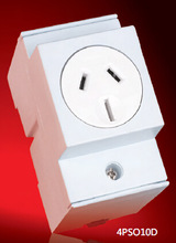 on top sale and reliable quality automatic switched socket 4PSO10D