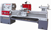 CW6140C Common lathe China Manufacturer for Sale Big Bore High Precision Metal Lathe Horizontal Machine Tool
