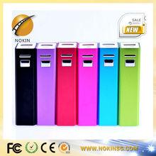 charger wholesale portable charger power bank perfume 2600mah