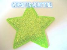 Crystal effect glitter powder for decoration