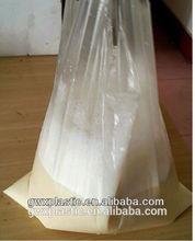 Big plastic bag for carry liquid