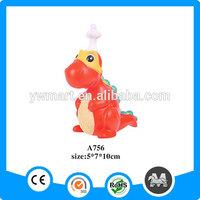 Promotional soft pu dinosaur