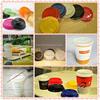 Disposable Plastic Tea Paper Cup Cover