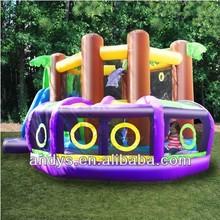 Inflatables Theme Castle