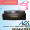 satellite tv receiver internet skybox f5 and skybox m3