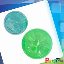2014 Promotional Rubber Bouncing Plastic Hollow Ball Bulk Plastic Balls