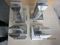 fundição de ferro forjado suporte de vidro da placa base de vidro torneira