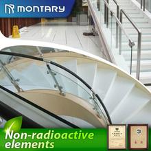 beautiful design snow white stair design indoor