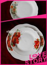 dinner serving trays set ceramic