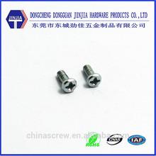 stainless steel 18-8/A2/carbon steel inner hexagon machine screw