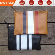 Women's evening clutch bag, zipper closure women's evening clutch bag