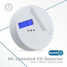 Kitchen, Bedroom, Boat and Car Used Independent Co Monoxide Detector, Personal Carbon Alarm Accept OEM LYD-809D
