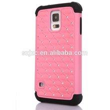 Full Star bling diamond combo case for Samsung Galaxy S5