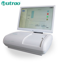 18.5 inch LCD touch screen microplate elisa reader