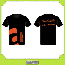 Custom screen printing t-shirt with own design manufacturers in china
