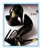 2014 Booties Designer Heels Gold Padlock Ankle Strap Women Pumps High Heels Ankle Women Boots Women Motorcycle Boots Shoes Woman