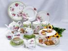 New design porcelain dinner set