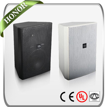 ITC TS-9 40W 8 inch 8 ohm Box Speaker for Conference Room Sound System